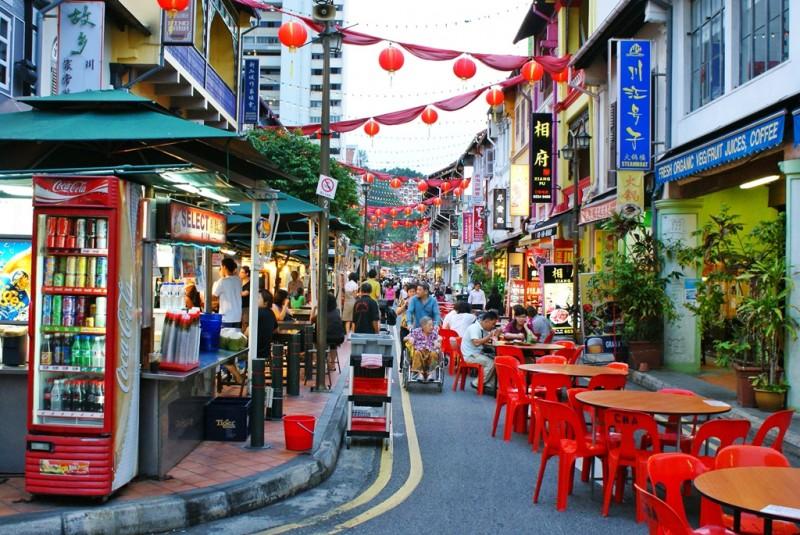 soggiornare singapore