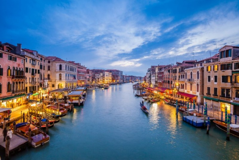 dove alloggiare a venezia