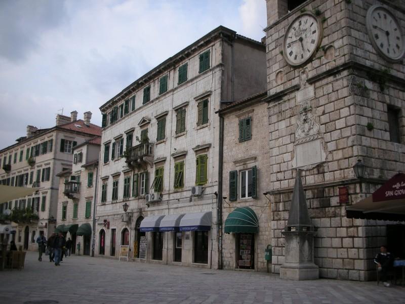 dove dormire a montenegro