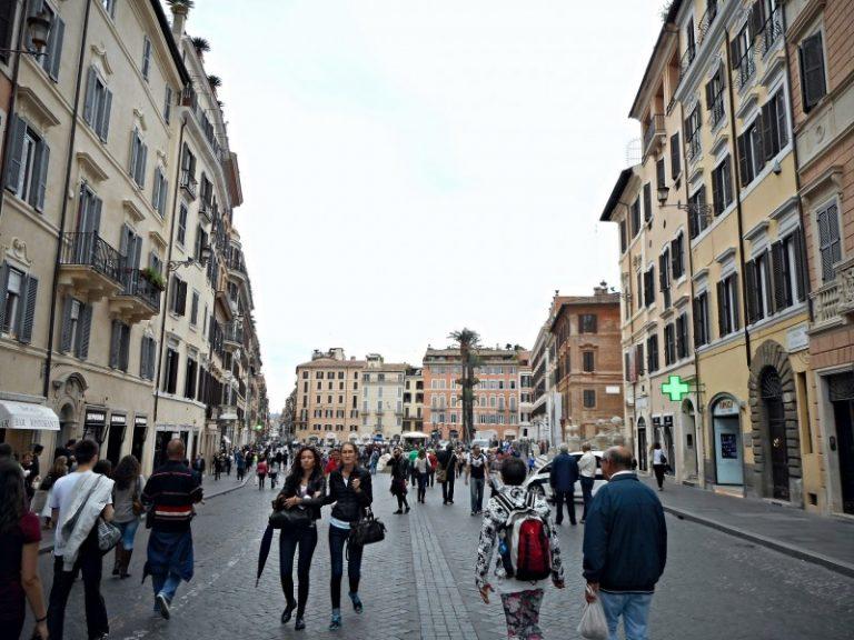 Beautiful Dove Soggiornare A Roma Ideas - dairiakymber.com ...